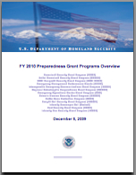 DHS Releases Grant Guidance for 2010